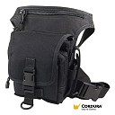 BOLSA CORDURA VEGA</br>Multi-pocket bag in nylon