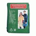 PONCHO DE EMERGENCIA</br>EMERGENCY PONCHO