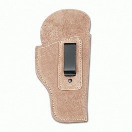 FUNDA SERRAJE INTERIOR USP/COMPACT, P99/COMPACT, 3</br>SPLIT LEATHER BELT HOLSTER