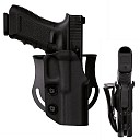 FUNDA ABIERTA POLIMERO VEGA</br>Open in front polymer holster