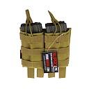 POUCH CARGADOR DOBLE NUPROL PMC M4 TAN</br>